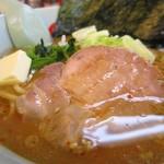 ラーメン山岡家 - 味噌バターラーメン