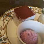 ゼンゼロ - 選べるドルチェ  紅茶パンナコッタ・テラミス・紫芋のジェラート