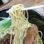 94609252 - 小林製麺のストレート細麺