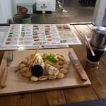 ロブ フォートンズ - 塩キャラメル&マスカルポーネ&バナナ ベトナムコーヒー