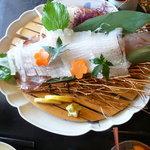 漁師村 - 料理写真: