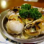 洋食のみかさ - エスカルゴ