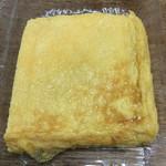 扇屋 - 料理写真:厚焼玉子(ハーフ)¥650