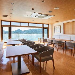 関門海峡を望む場所