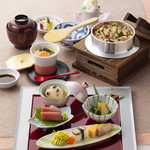 鈴のれん - 松茸釜飯膳