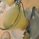 94616543 - 温かい柚子茶