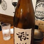 日本酒バル YODARE - 秋櫻