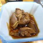 正宗屋 - 鶏肝煮
