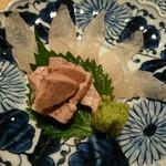 割烹 熊谷 - カワハギ