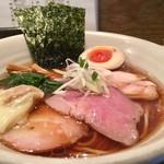 Homemade Ramen 麦苗 - 特製醤油らぁめん 1,050円