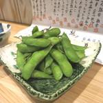 和ごころ 田なか - 枝豆