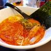 まるちゅう - 料理写真:赤丸ラーメン。見た目ほど辛くないデス♪