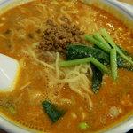 香羽楼 - タンタン麺