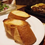 エメラルドオーシャンサイド - パン
