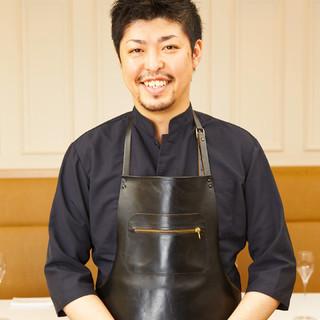 山本英男氏(ヤマモトヒデオ)食材と真摯に向き合う料理人