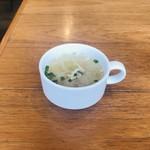 サイアムセラドン - スープ