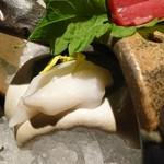 炉端焼き燻銀 - 生タコ