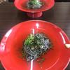 食堂 大江山 - 料理写真:鬼そば