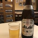 94640510 - 瓶ビール@550円