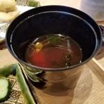 日本料理 水嶋 - 赤だし