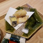 日本料理 水嶋 - 天麩羅