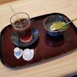 日本料理 水嶋 - デザート