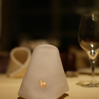隠れ家的レストラン