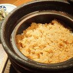 炊き込み生姜飯