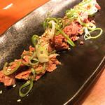 キタノイチバ - しっとり鶏レバー 398円