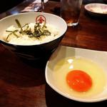 酒場 ひとすじ - 卵かけご飯⋆