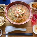 sakankissako - 担々麺膳