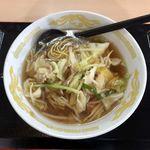 麺房 - 中華そば
