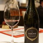 カーサ・デル・チーボ - Il Sarone Vino Rosso