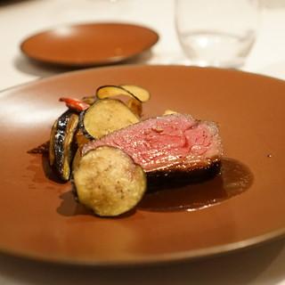 カーサ・デル・チーボ - 料理写真:牛ランプステーキ