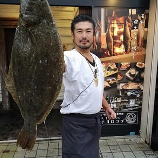 海の町!八戸の新鮮な魚介類をご提供