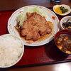 キッチン すみっこ - 料理写真:ロース生姜焼き定食(900円)