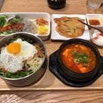 韓美膳 - 選べるハーフ&ハーフセット 1650円