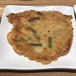 韓美膳 - チヂミ