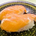 はま寿司 - 大とろサーモン