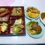 星待ちキッチン - 料理写真:ビュッフェ料理