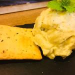 旬味屋 サンタ - ポテトサラダ