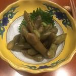 Chuunarabochouyou - 黒枝豆の紹興酒風味