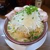 和玄 - 料理写真:ネギ味噌ラーメン