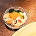 94659808 - 野菜のピクルス