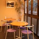 和食処 梵 - 開放的なテラス席♪8卓あります。