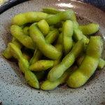 鰍嘉 - 枝豆