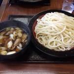 武蔵野うどん 藤原 - 「肉汁うどん」