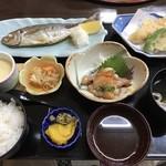 割烹 松活 - 料理写真:昼定食=1080円