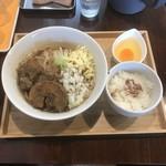 牟岐縄屋 - 2018/10限定 助手の汁なし