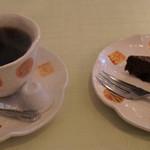 94664683 - コーヒーとデザート